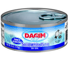 Dagim Solid White Tuna in Oil