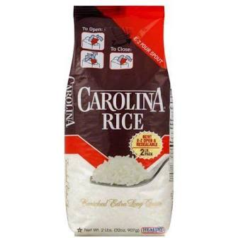 Carolina White Rice | Pantry Staples | Kosherkart