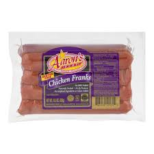 Aaron's Chicken Franks