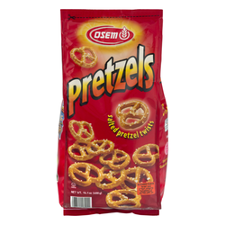 Osem Salted Pretzel Twist