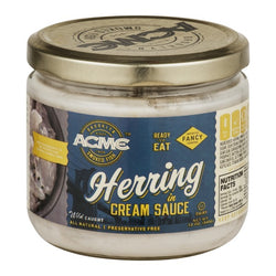 Acme Herring in Cream Sauce - Dairy