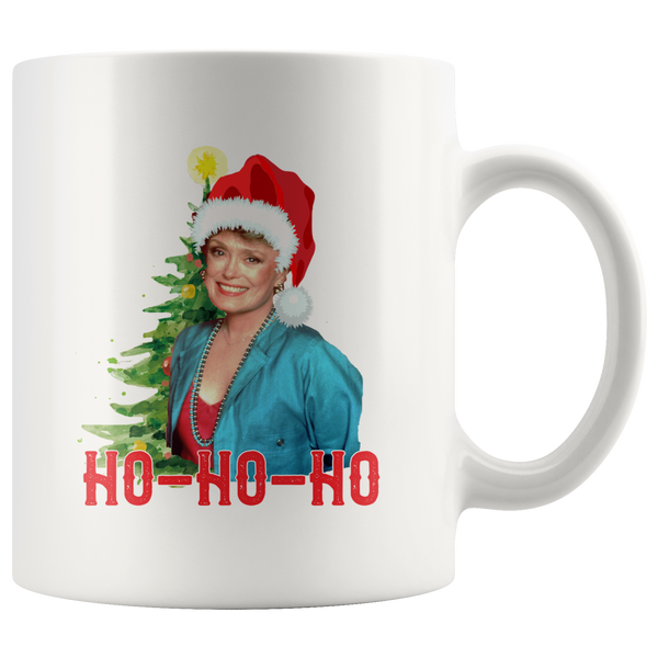 Golden Girls Ho Ho Ho Mug