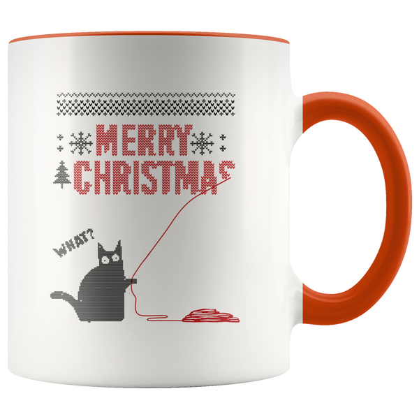 Merry Christmas What? Mug