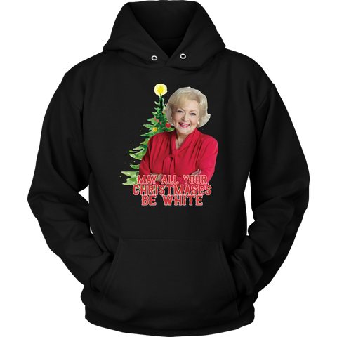 Golden Girls May All Your Christmases Be White Hoodie