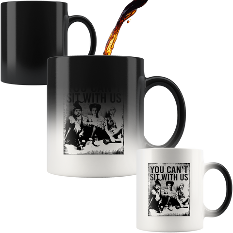 Hocus Pocus You Can't Sit With Us Magic Mug