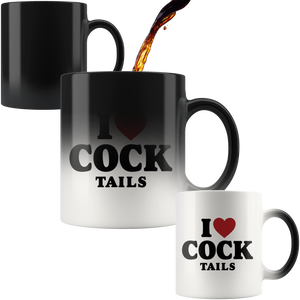 I Love CockTails Magic Mug
