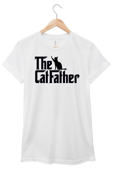 The CatFather T-shirt