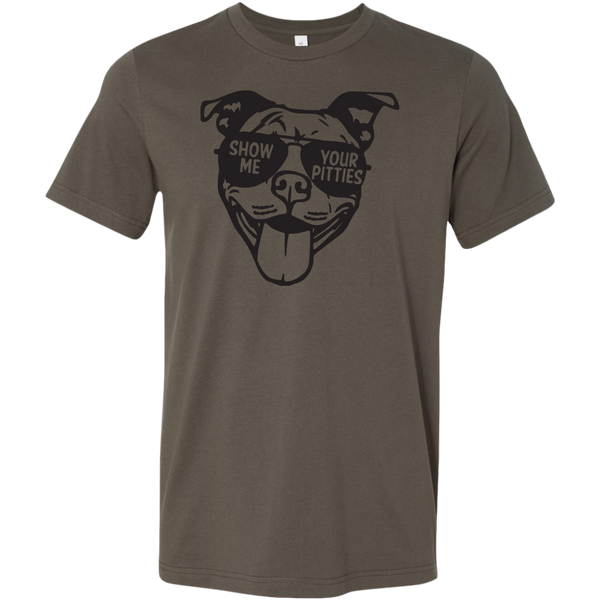 Show Me Your Pitties T-shirt