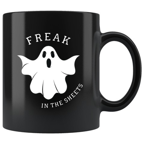 Freak In The Sheets Mug