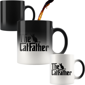The CatFather Magic Mug