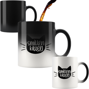 Smitten Kitten Magic Mug