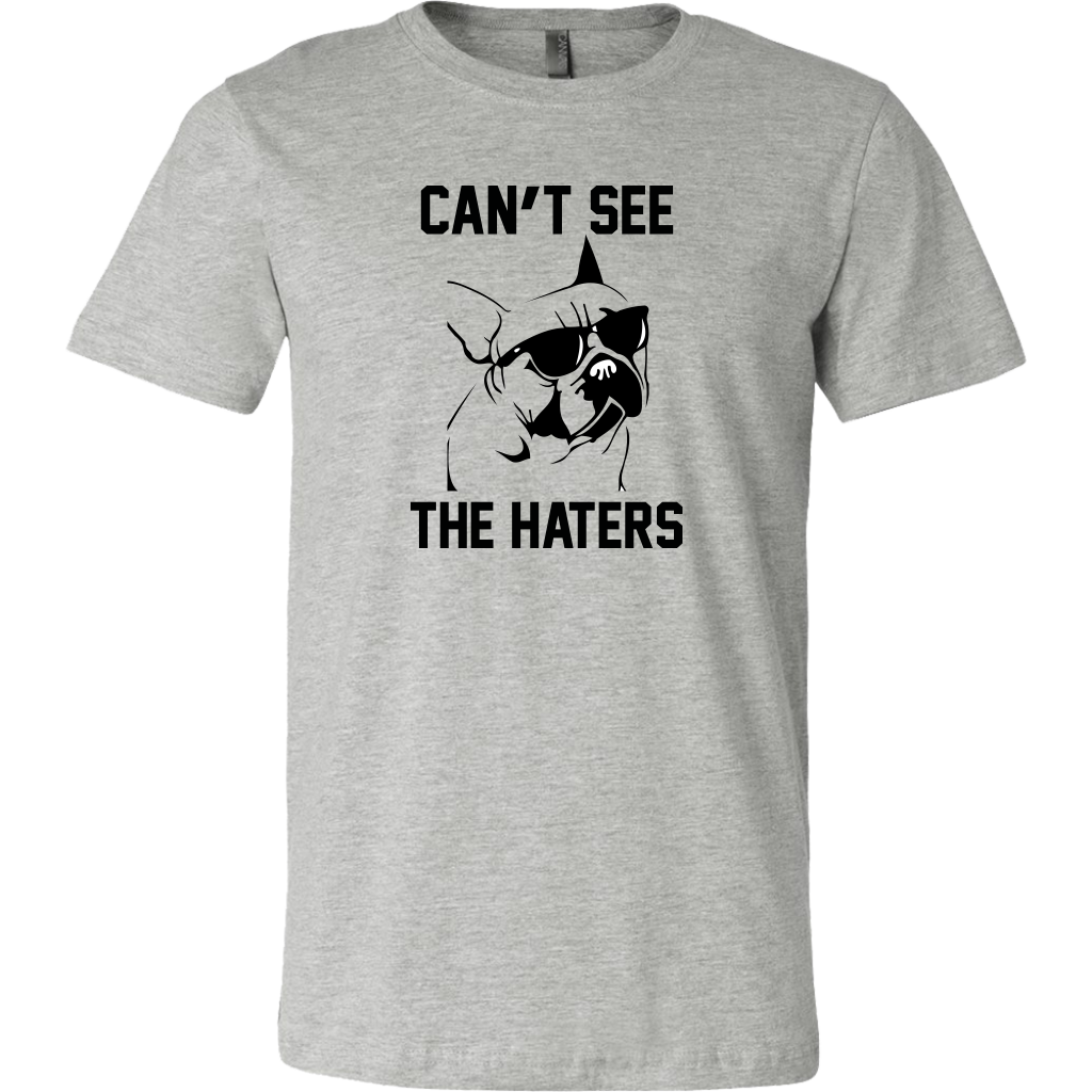 Can't See The Haters T-shirt