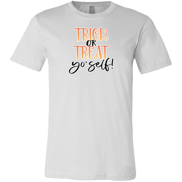 Trick Or Treat Yo'Self T-shirt