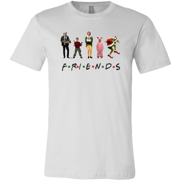 Christmas Friends T-shirt