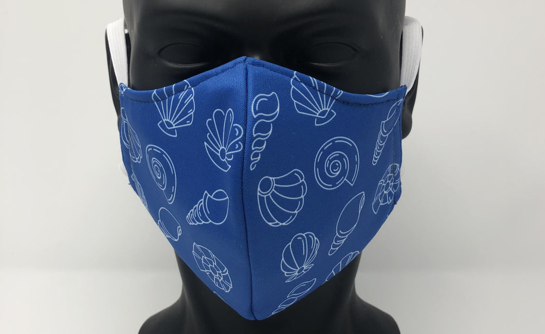 3-ply reusable mask - Adult Regular Size - SHELLS