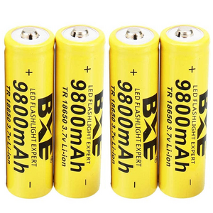 C55 9800mAh 3.7V Rechargeable High-Capacity 18650 Li-ion Battery (Guaranteed domestic delivery within 1-7 business days)