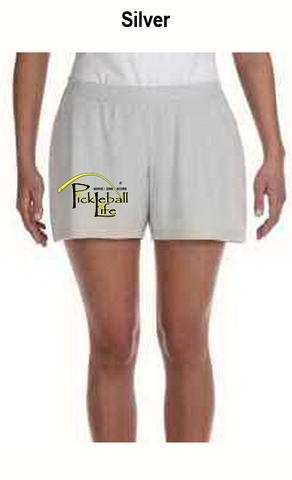 Pickleball Life - Serve, Dink, Score - Ladies' All Sport for Team 365 Ladies' Performance Short