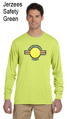 Pickleball Corps Jerzzies Performance Unisex Long Sleeve Tee