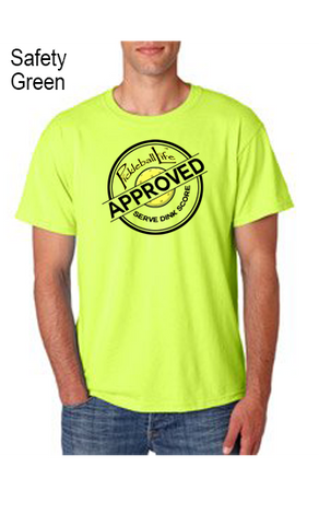 Pickleball Life Approved 50/50 POLY/COTTON UNISEX TEE