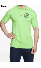 Pickleball Life Approved 50/50 POLY/COTTON UNISEX POLO SHIRT