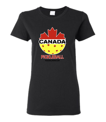 CANADA PICKLEBALL WOMEN'S TEE