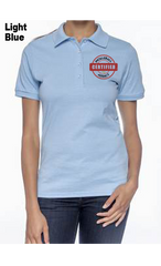 WOMEN'S PERFORMANCE POLO SHIRTS