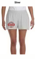 Distressed Print - Certified Pickleball Addict Ladies' All Sport for Team 365 Ladies' Performance Short