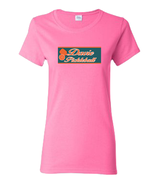 DAVIE PICKLEBALL WOMEN'S TEE