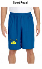 Pickleball Life Flower Men's All Sport for Team 365 Men's Performance Short