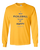 I NEED PICKLEBALL LONG SLEEVE SHIRT