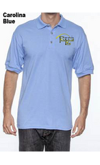 Pickleball Life (Lt. Chest) 50/50 POLY/COTTON UNISEX POLO SHIRT