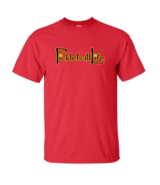 PICKLEBALL LIFE COTTON TEE