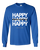 HAPPY HAPPY HAPPY PICKLEBALL LONG SLEEVE SHIRT