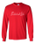 PICKLEBALL LIFE TM. LONG SLEEVE SHIRT