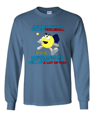 A LOT OF FUN LONG SLEEVE SHIRT