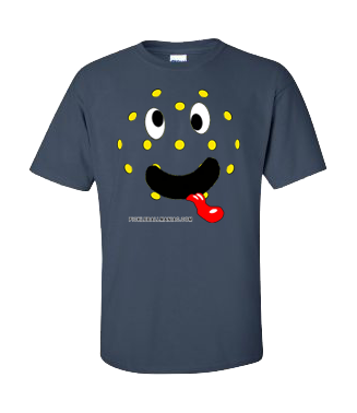 PICKLEBALL MANIAC FACE TEE
