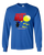PICKLEBALL NINJA LONG SLEEVE SHIRT