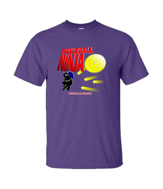 PICKLEBALL NINJA TEE