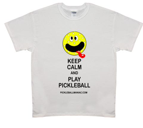 Keep Calm and Play Pickleball