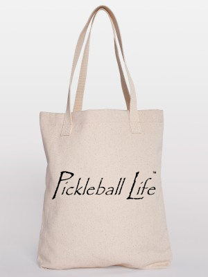 PICKLEBALL LIFE TM. TOTE BAG