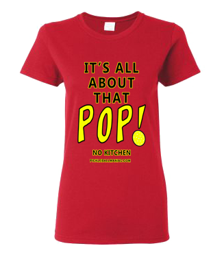 ITS ALL ABOUT THAT POP WOMEN'S TEE