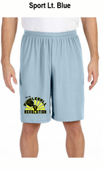 Join The Pickleball Revolution Men's All Sport for Team 365 Men's Performance Short