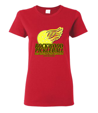 ROCKWOOD PICKLEBALL WOMEN'S TEE