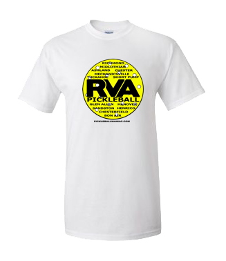 RVA Pickleball #1-Design on back