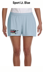 Pickleball Is A Smart Person's Sport Ladies' All Sport for Team 365 Ladies' Performance Short