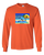 GO AHEAD STEP INTO THE KITCHEN COTTON LONG SLEEVE SHIRT