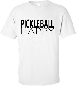 Pickleball Happy