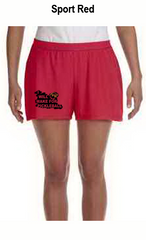 I Will Wake For Pickleball Ladies' All Sport for Team 365 Ladies' Performance Short