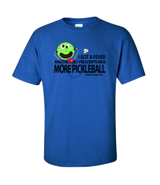 MORE PICKLEBALL TEE