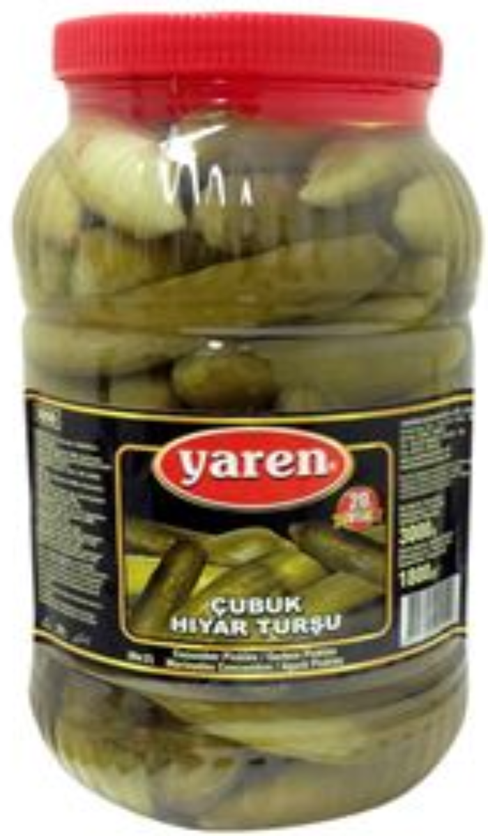Yaren Pickles 5kg (Turkish Style)